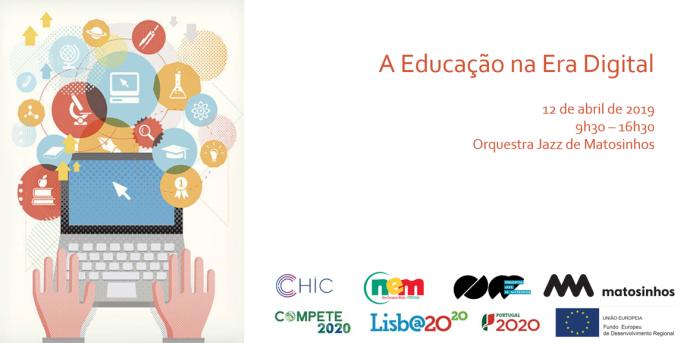 CHIC e NEM promovem discussão sobre a Educação e as Tecnologias Digitais